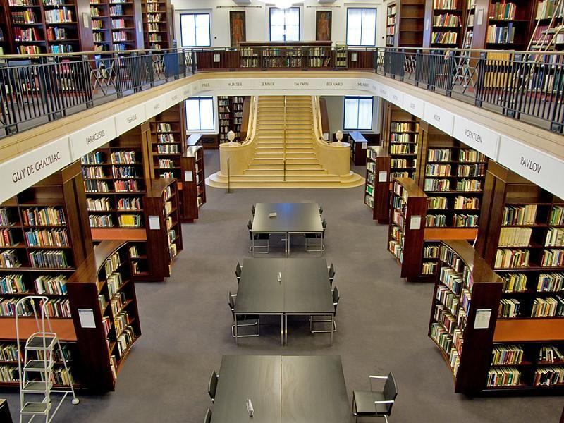 University College London Bibliolore