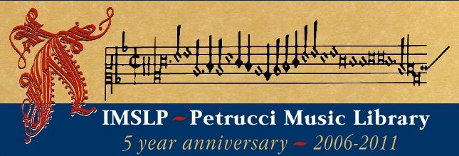 Petrucci Music Library | Bibliolore
