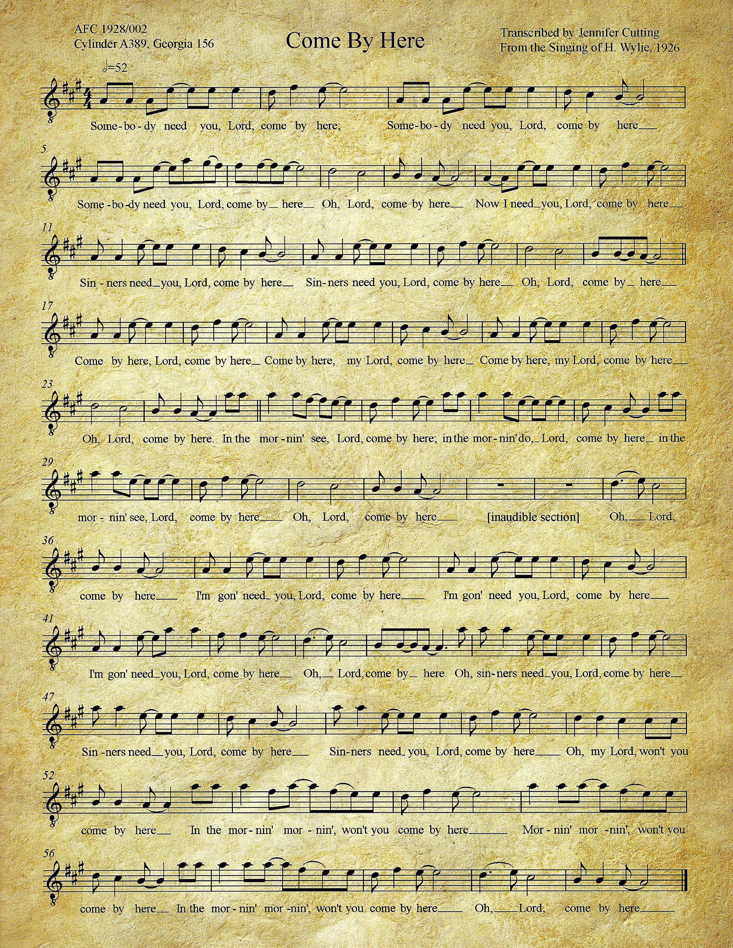 the folk music revival of