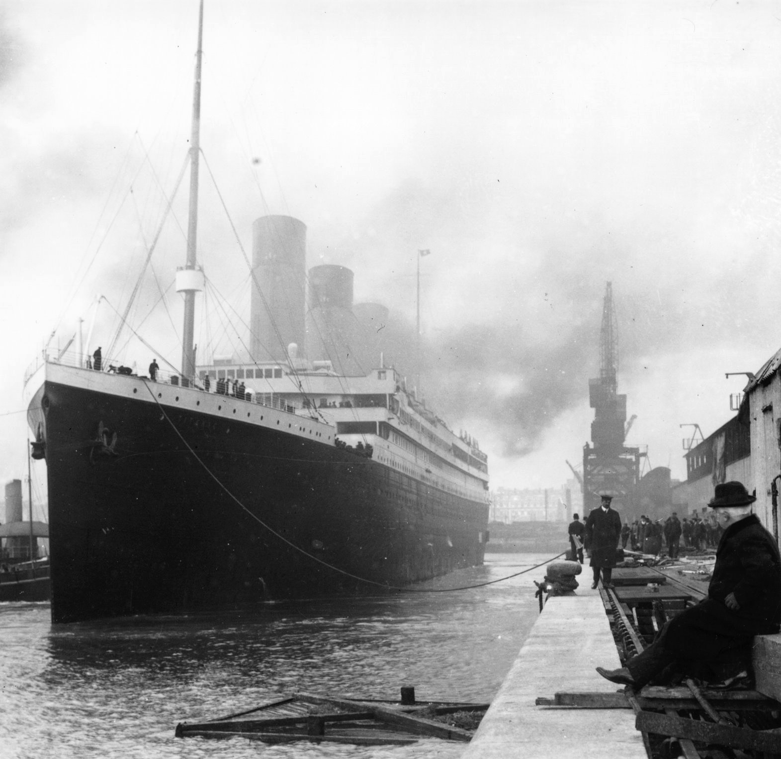 Religious African Americans saw the sinking of the Titanic as an example of ...