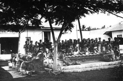 Gamelan Gong Gde Denpasar