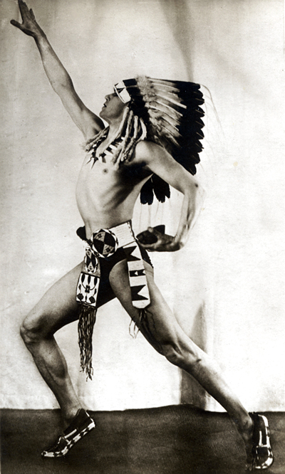 Ted Shawn and Native American dance | Bibliolore