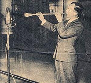Tut trumpet