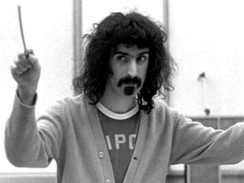 zappa conducting