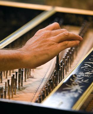 harpsichord tuning