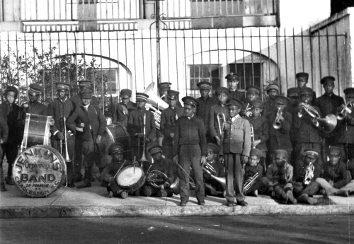 Jenkins Orphanage Band