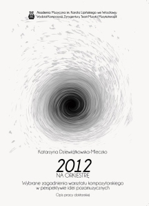 2012 na orkiestrę