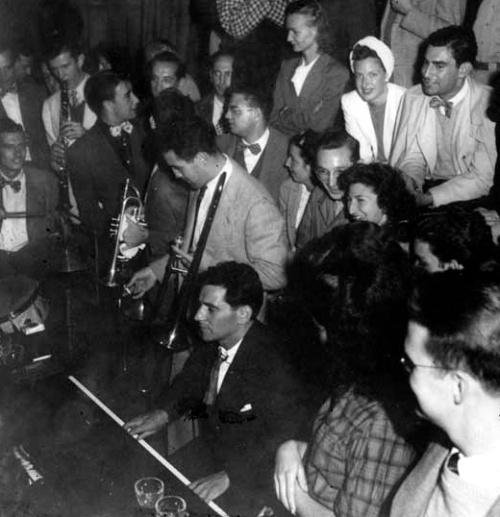 bernstein tanglewood august 1946