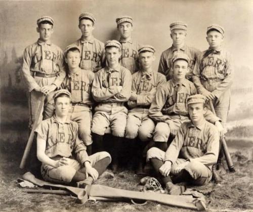 Charles Ives baseball