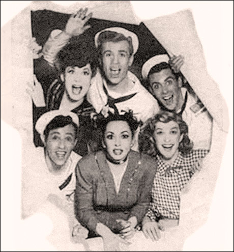 On the town original cast