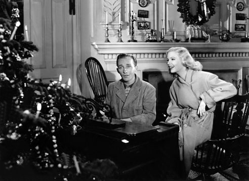 white christmas goes viral bibliolore - How Old Was Bing Crosby In White Christmas