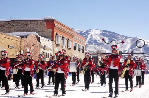Steamboat Springs band