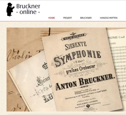 Bruckner online
