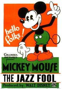 mickey jazz fool