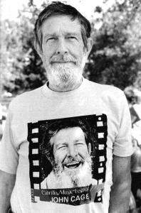 John Cage 1977
