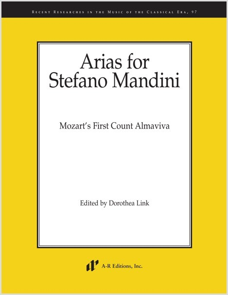 Arias for Stefano Mandini