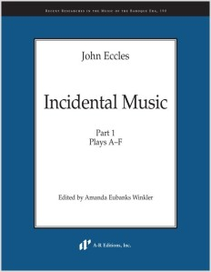eccles incidental music