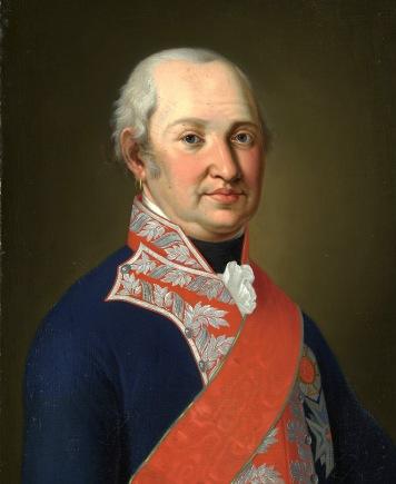 Hornöck_Maximilian_I_von_Bayern_um_1810