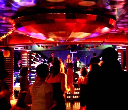 cosmic band cruise ship