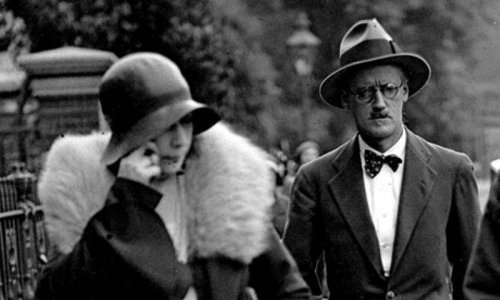 James & Nora Joyce